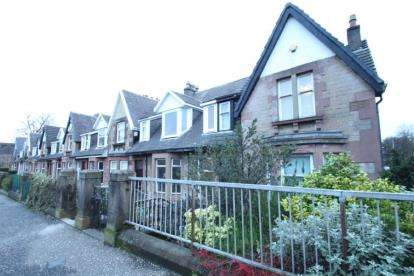 3 Bedrooms End Of Terrace House for sale in Dumbarton Road, Yoker, Glasgow