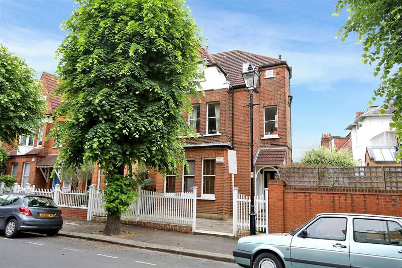 5 Bedrooms Semi Detached House for sale in Esmond Road, London, W4