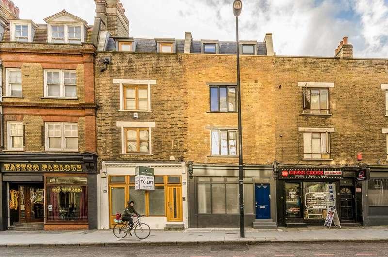 3 Bedrooms Flat for sale in Kings Cross Road, King's Cross, WC1X