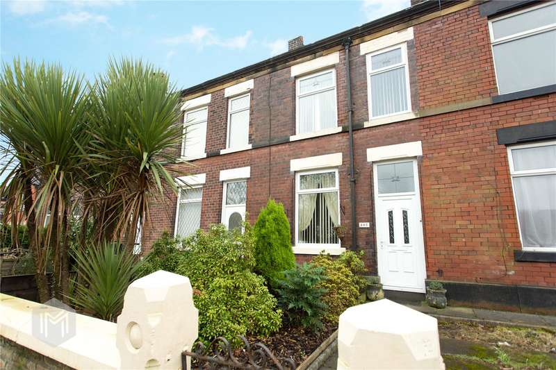 4 Bedrooms Terraced House for sale in Bolton Road, Bury, Greater Manchester, BL8