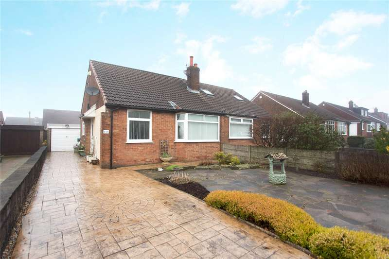 2 Bedrooms Semi Detached Bungalow for sale in Wigan Road, Bolton, Lancashire, BL3