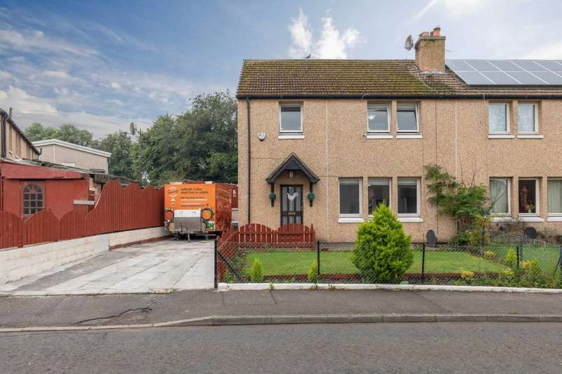 3 Bedrooms Semi-detached Villa House for sale in Pinkiehill Crescent, Musselburgh, East Lothian, EH21 7NJ