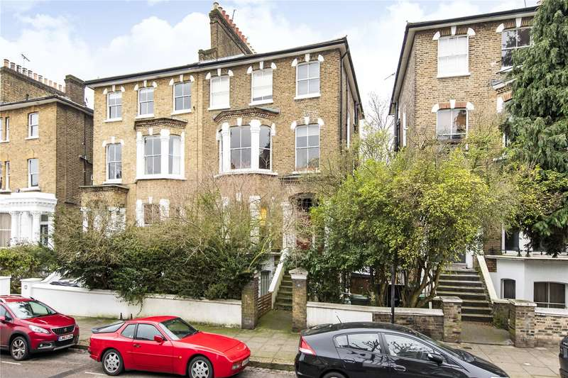 2 Bedrooms Flat for sale in King Henrys Road, London, NW3