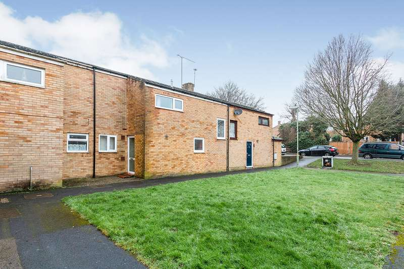 3 Bedrooms House for sale in Willoughby Way, Basingstoke, Hampshire, RG23