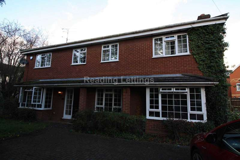 11 Bedrooms Detached House for rent in Crescent Road, Reading