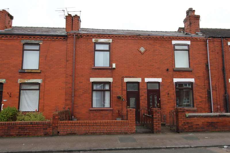 2 Bedrooms Terraced House for sale in Swan Lane, Hindley Green, Wigan