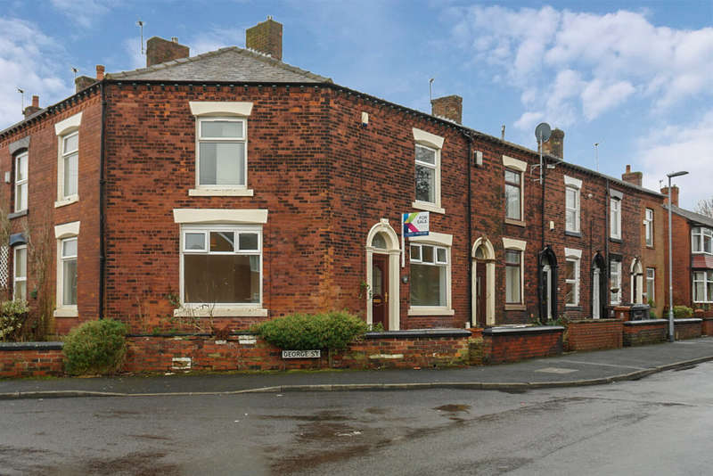 3 Bedrooms End Of Terrace House for sale in Buckley Street, Chadderton, Oldham