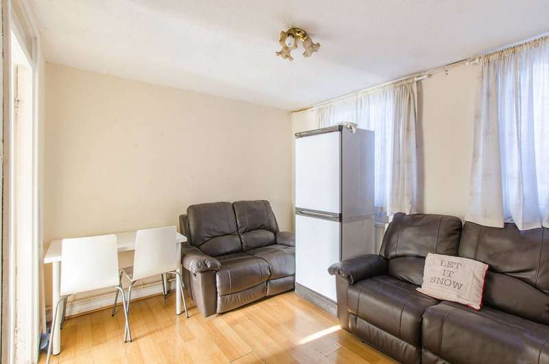 4 Bedrooms Flat for sale in Sedgmoor Place, Camberwell, SE5