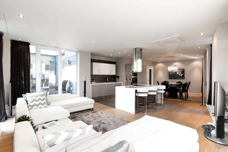 2 Bedrooms Flat for rent in Palace Place, Victoria, SW1E