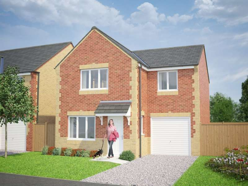 4 Bedrooms Detached House for sale in Plot 5, Westmeath, Greymoor Meadows, Kingstown Road, Carlisle , CA3