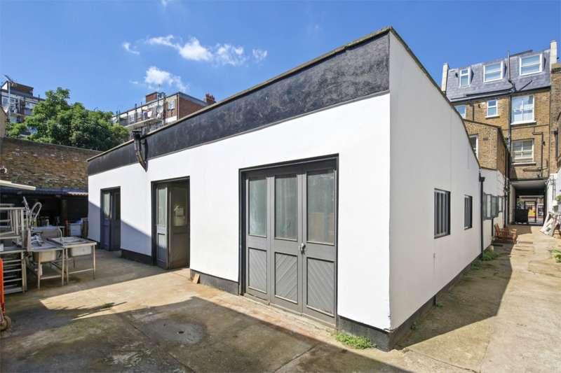 Commercial Property for sale in Uxbridge Road, London, W12