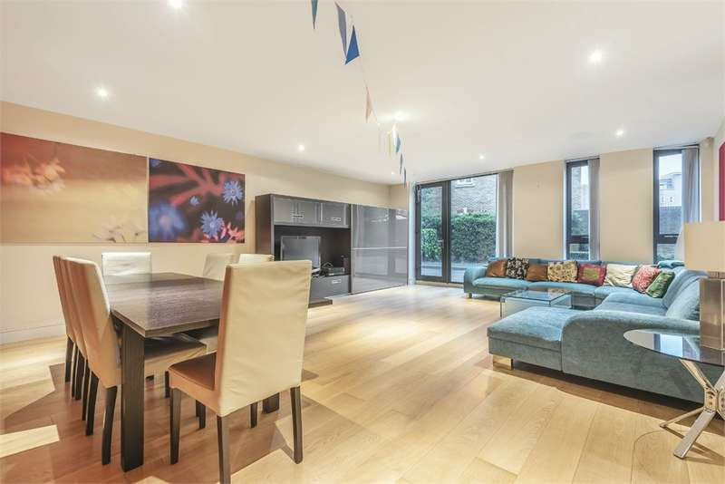2 Bedrooms Flat for sale in Vesta Court, City Walk, London Bridge, London, SE1