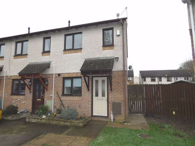 2 Bedrooms Town House for sale in Cowdrey Mews, Lancaster, LA1