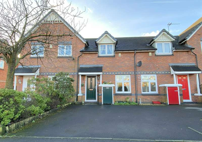 2 Bedrooms Town House for sale in Dixon Green Drive, Farnworth, Bolton, BL4 7EE