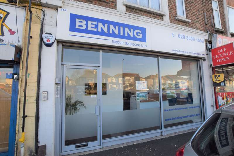 1 Bedroom Commercial Property for rent in Eastern Avenue, Ilford, IG2