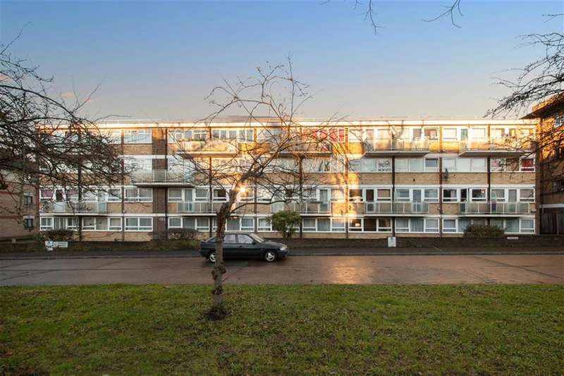 2 Bedrooms Flat for sale in Willesden Lane, London, NW2