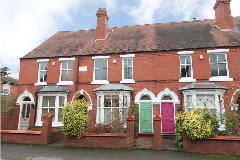4 Bedrooms Terraced House for sale in Farlands Road, Oldswinford, Stourbridge, DY8