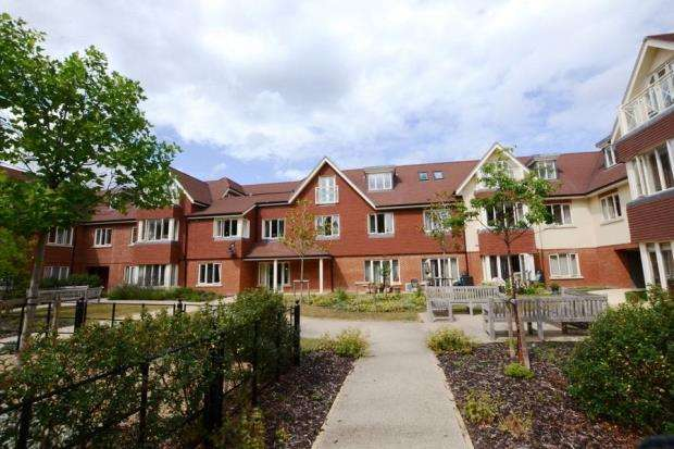 1 Bedroom Apartment Flat for sale in Oakleigh Square, Hammond Way, Yateley
