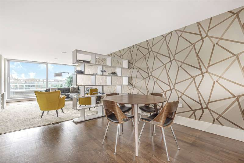 3 Bedrooms Penthouse Flat for sale in Northstand Apartments, Highbury Stadium Square, London, N5