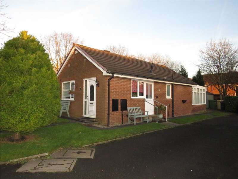 2 Bedrooms Retirement Property for sale in Westcott Close, Bolton, Greater Manchester, BL2