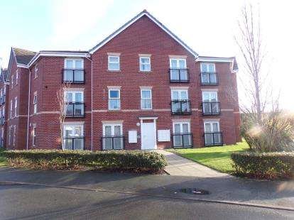 1 Bedroom Flat for sale in Mystery Close, Wavertree, Liverpool, Merseyside, L15