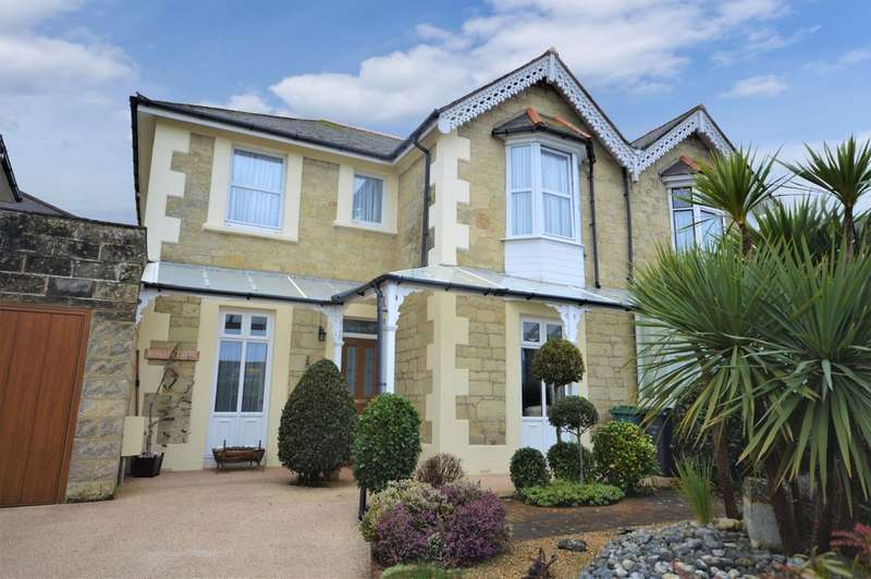 4 Bedrooms Semi Detached House for sale in Florence Road, Shanklin