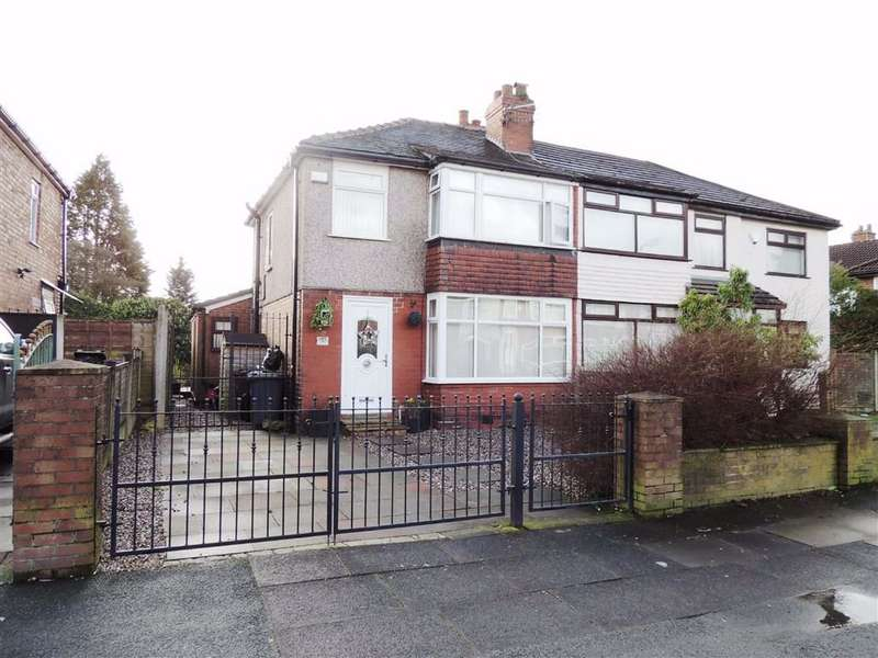 4 Bedrooms Semi Detached House for sale in Sunnyside Road, Droylsden, Manchester