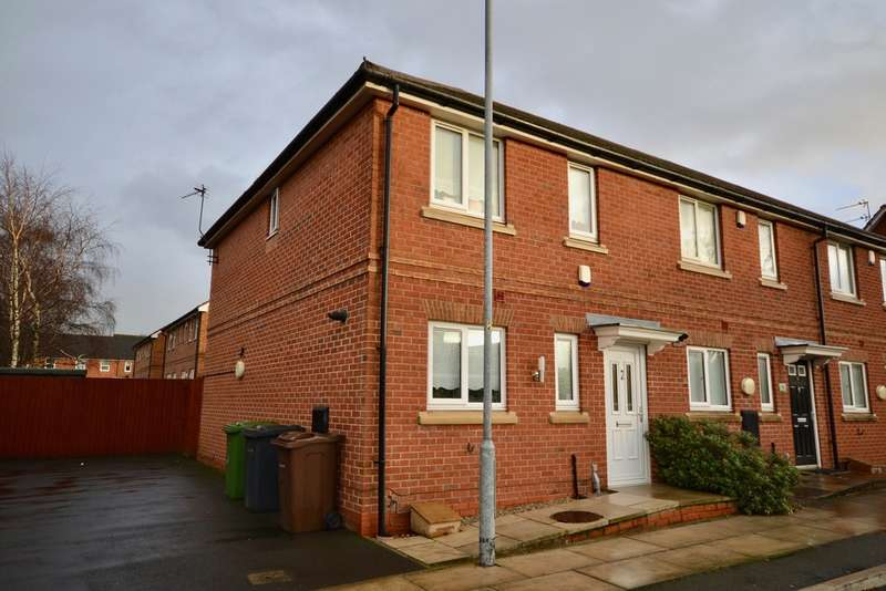 3 Bedrooms End Of Terrace House for sale in Cornwall Road, Bootle, L20