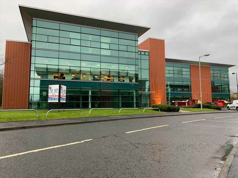 Office Commercial for rent in Second Floor, Excel House, Europoint Office Park, 1 Renshaw Place, Motherwell