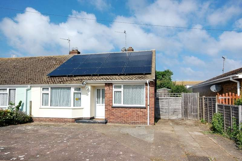 2 Bedrooms Semi Detached Bungalow for sale in Coulter Road, Herne Bay