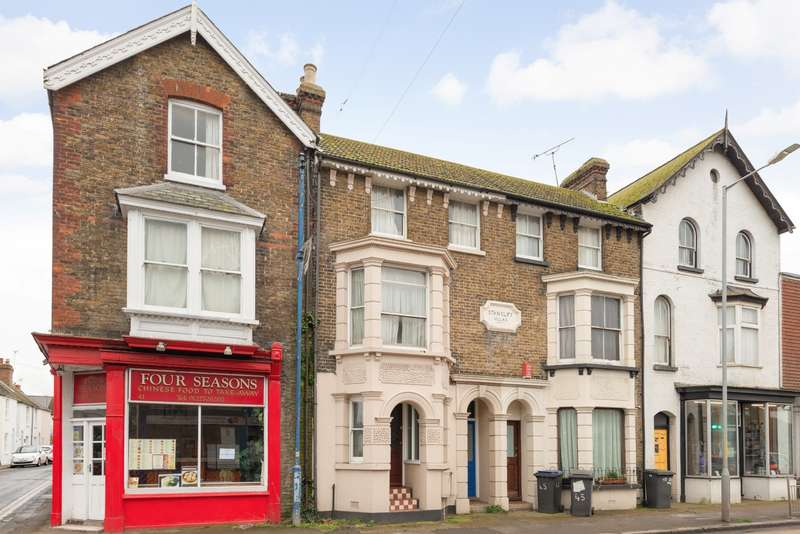1 Bedroom Flat for sale in Canterbury Road, Whitstable, CT5