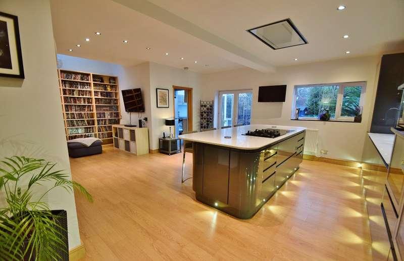 4 Bedrooms Detached House for sale in Bereweeke