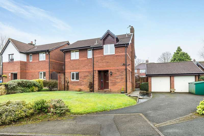 4 Bedrooms Detached House for sale in Epsom Croft, Anderton, Chorley, Lancashire, PR6