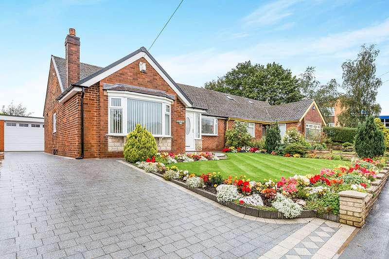 2 Bedrooms Semi Detached Bungalow for sale in Chapel Hill, Longridge, Preston, Lancashire, PR3