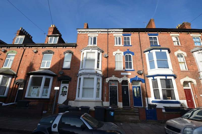 9 Bedrooms Terraced House for sale in 38 Saxby Street, Highfields, Leicester, Leicestershire