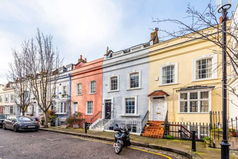 2 Bedrooms House for sale in Bywater Street, Chelsea, SW3