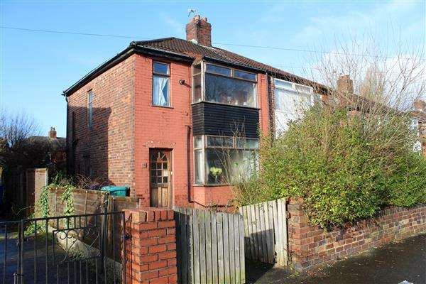 3 Bedrooms Semi Detached House for sale in St Margaret's Road, New Moston, Manchester