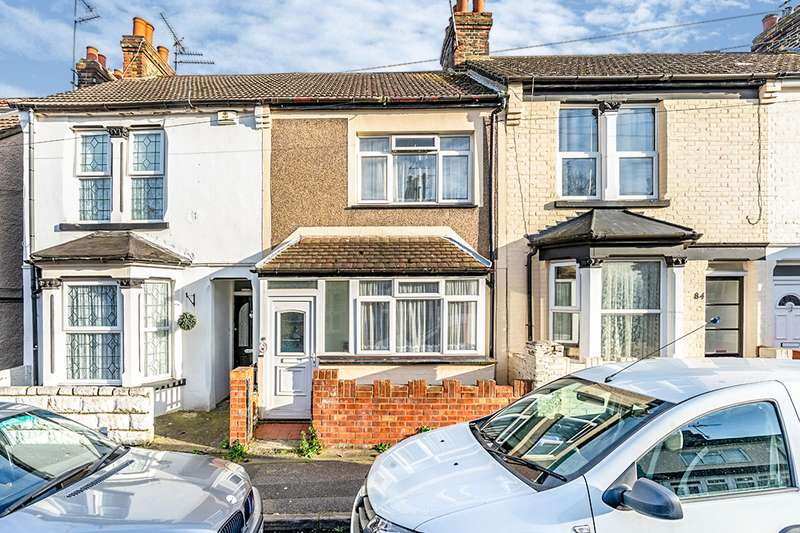 3 Bedrooms House for sale in Albany Road, Gillingham, Kent, ME7