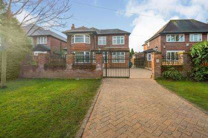 5 Bedrooms Detached House for sale in The Avenue, Sale, Cheshire, Greater Manchester