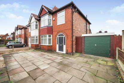 3 Bedrooms Semi Detached House for sale in Burnage Lane, Manchester, Greater Manchester