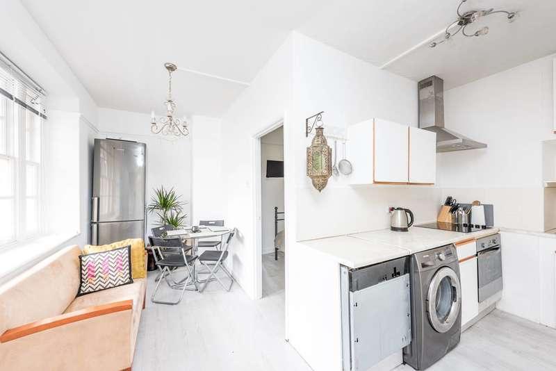 1 Bedroom Flat for sale in Vincent Street, Westminster, SW1P