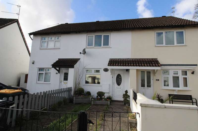 2 Bedrooms Terraced House for sale in Beech Grove, St Brides Wentlooge, Newport, NP10