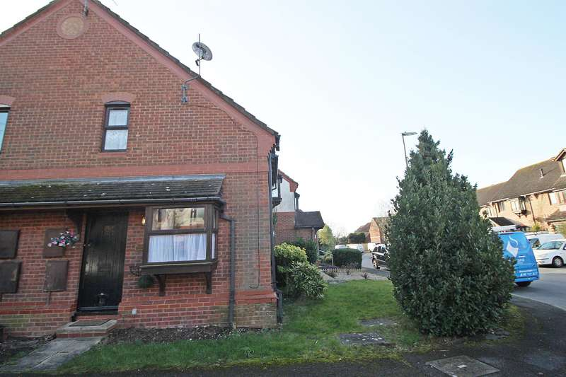 1 Bedroom Cluster House for sale in Pegasus Close, Hamble, Southampton, SO31 4QZ