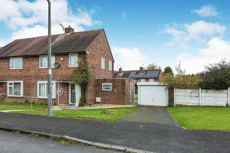 3 Bedrooms Semi Detached House for sale in Gilhouse Avenue, Lea, Preston, Lancashire, PR2