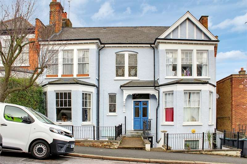 1 Bedroom Flat for sale in Woodland Rise, Muswell Hill, London