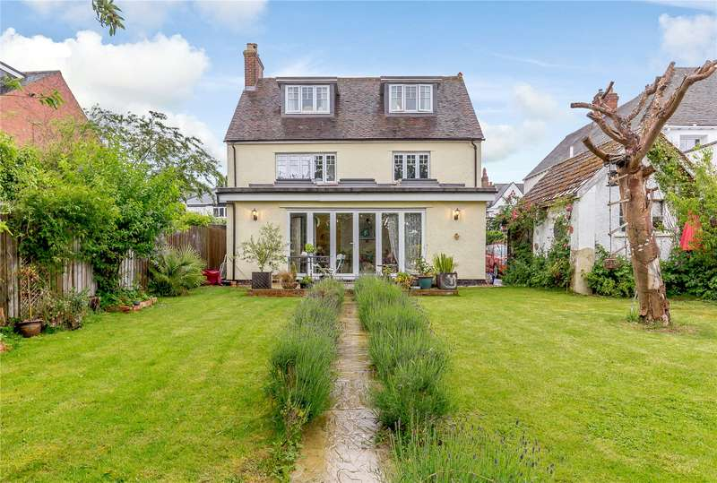 5 Bedrooms Detached House for sale in Victoria Road, Summertown, Oxford, OX2