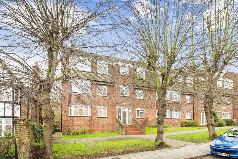2 Bedrooms Flat for sale in Colin Court, Woodfield Avenue, Streatham