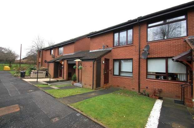 1 Bedroom Flat for sale in Bullwood Court, Glasgow, G53