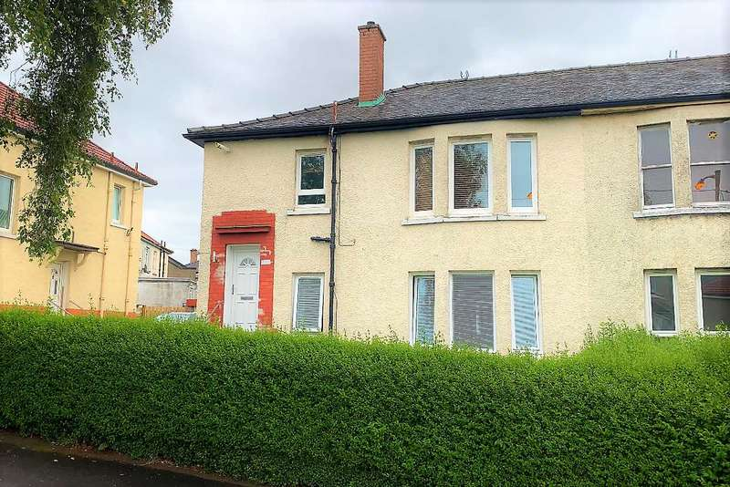 2 Bedrooms Flat for sale in Ruchazie Road, Carntyne, G32