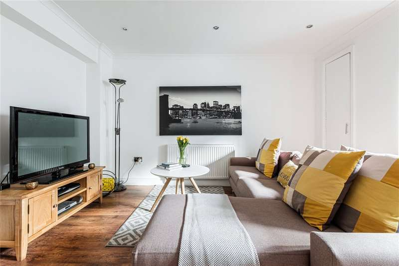 2 Bedrooms Flat for sale in Hemingford Road, London, N1